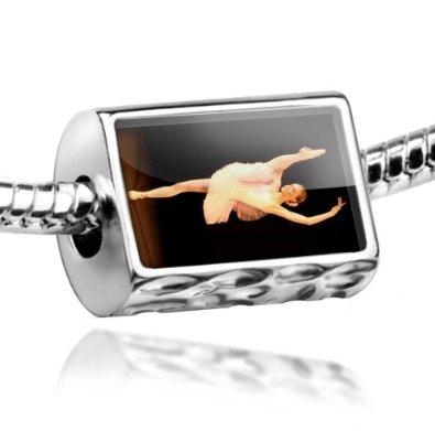 Ballet Dancer Pandora Photo Bead