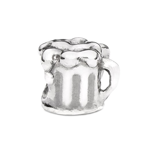 Beer Mug Pandora Bead