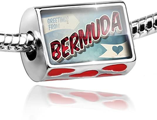 Bermuda Pandora Charm