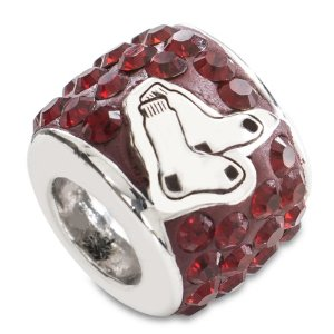 Boston Red Sox Pandora Bead