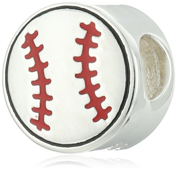 Chamilia Baseball Bead