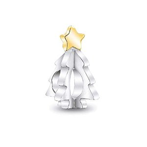 Chamilia Christmas Tree With Star Bead