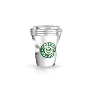 Chamilia Starbuck Logo Bead