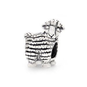 Cute Sheep Pandora Bead