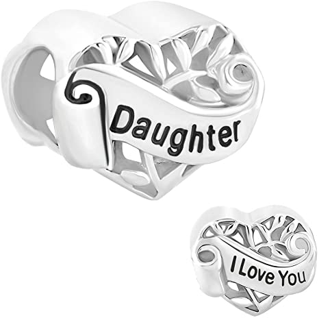 Daughter Pandora Charm