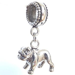 pandora bulldog charm animal charms part 17 8225