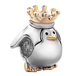 Fatty Penguin Pandora Bead