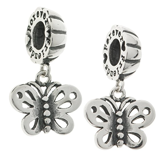 Friends Forever Pandora Duo Charm