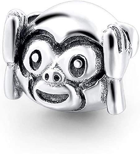 Hear No Evil Pandora Monkey Charm