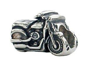 Heavy Motorcycle Chamilia Bead