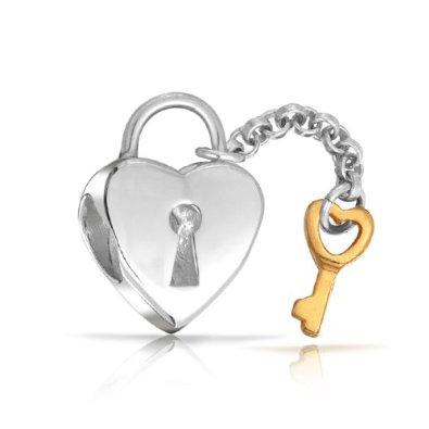 Key to My Heart Pandora Bead