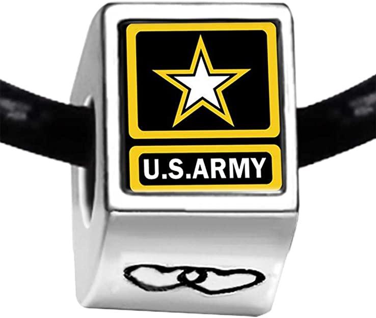 Military Pandora Charm