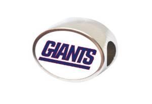 New York Giants Pandora Bead