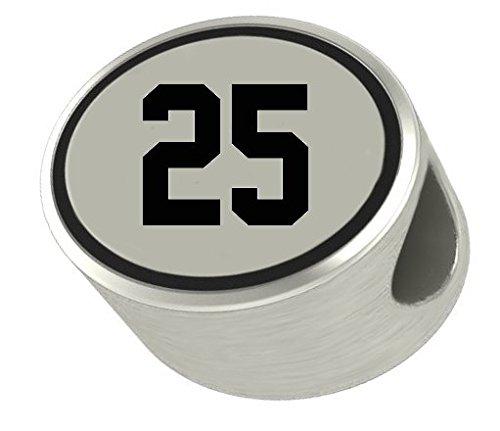 pandora charm 25