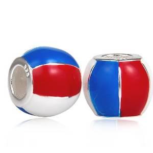Pandora 3D Beach Ball Charm