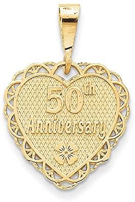 Pandora 50th Anniversary Charm