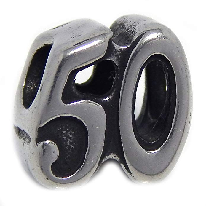 Pandora 50th Birthday Barrel Charm