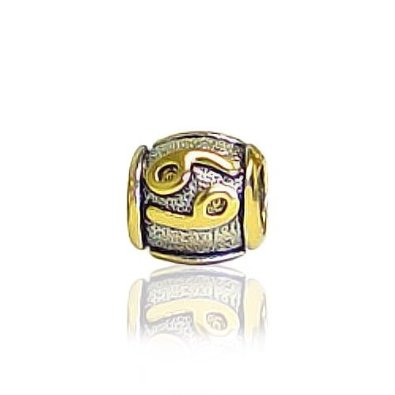 Pandora 69 Cancer Zodiac Charm
