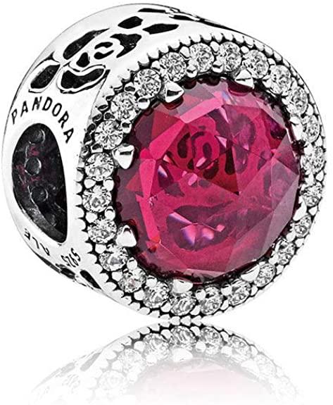 Pandora A Pinch of Rose Charm