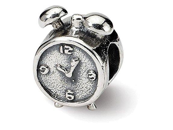 Pandora Alarm Clock Charm