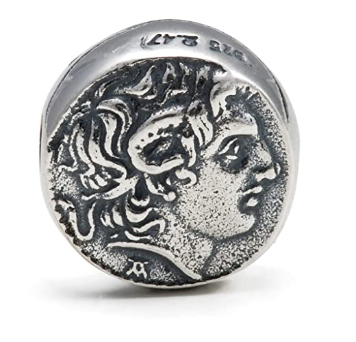 Pandora Alexander The Great Coin Charm
