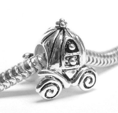 Pandora Antique Royal Carriage Charm
