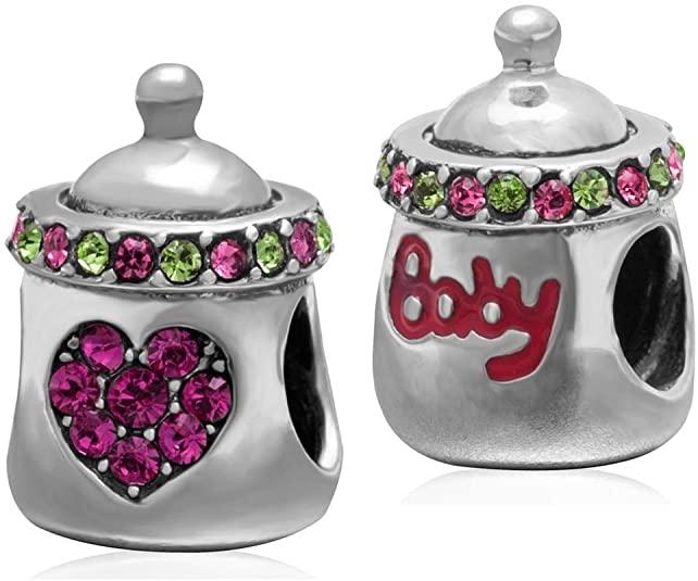 Pandora Baby Feeder Charm
