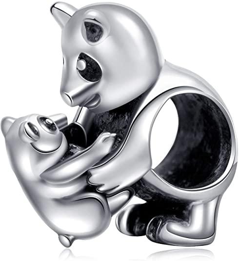 Pandora Bear Hug Charm