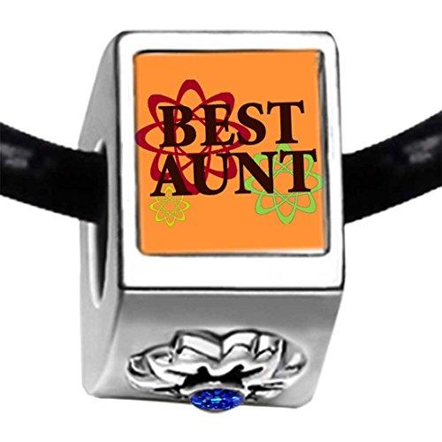 pandora best aunt charm