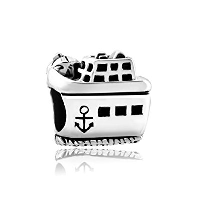 Pandora Big Cruise Ship Charm