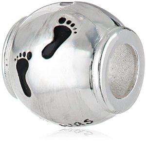 Pandora Big Footstep Bead