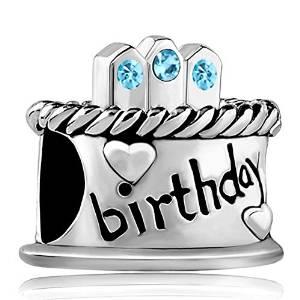 Prime Pandora Birthday Cake Charm Buy Top Rated Charms Birthday Cards Printable Opercafe Filternl