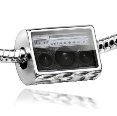 Pandora Boombox Photo Charm
