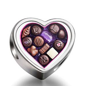 Pandora Box of Chocolates Charm