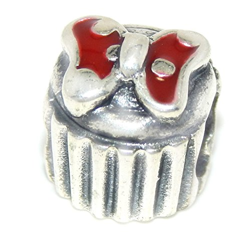 Pandora Butterfly on Cupcake Charm