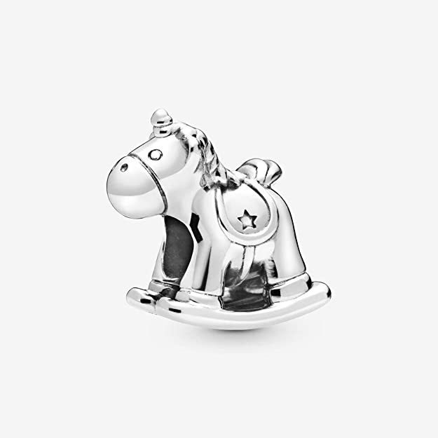 Pandora Calm Horse Charm