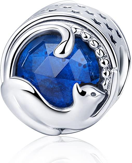 Pandora Cat Spacer Charm