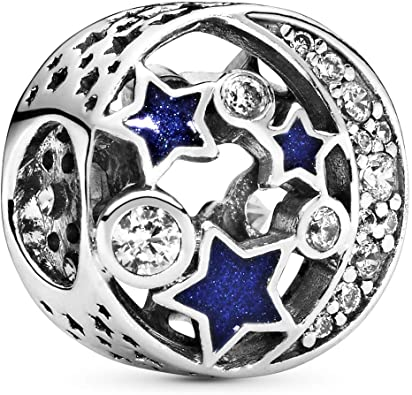 Pandora Centered Star With Designs Charm