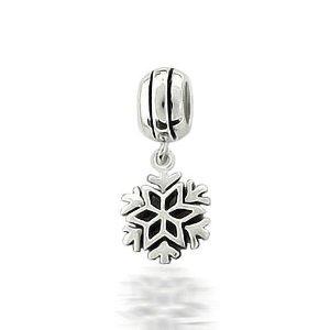 Pandora Christmas Snowflake Charm
