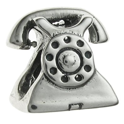 Pandora Classic Antique Telephone Charm