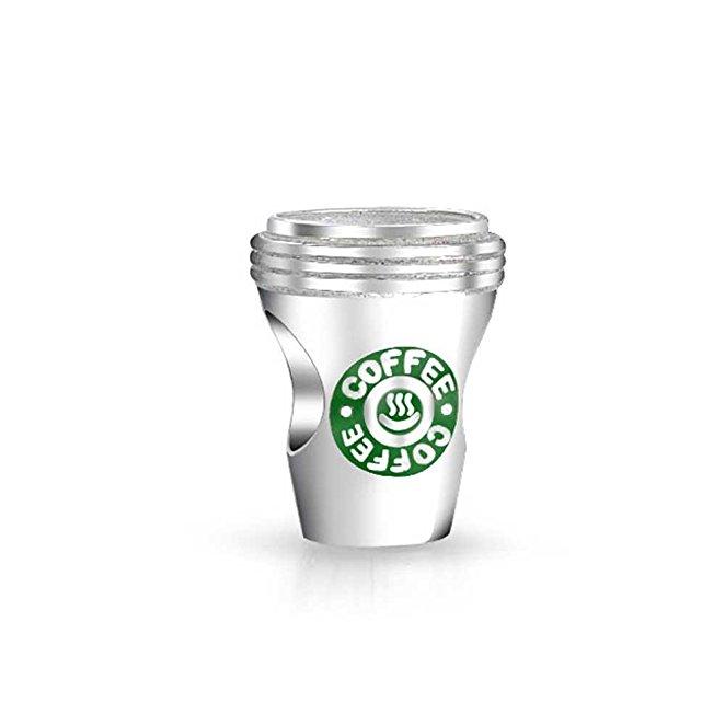 Pandora Coffee Cup Charm