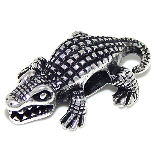 Pandora Crocodile Charm