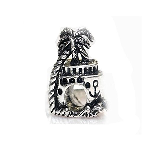 Pandora Cruise Ship on Beach Charm