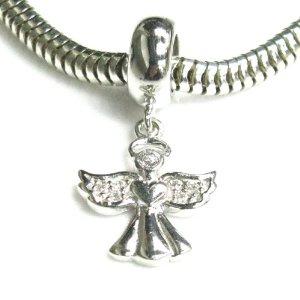 charm pandora ange gardien