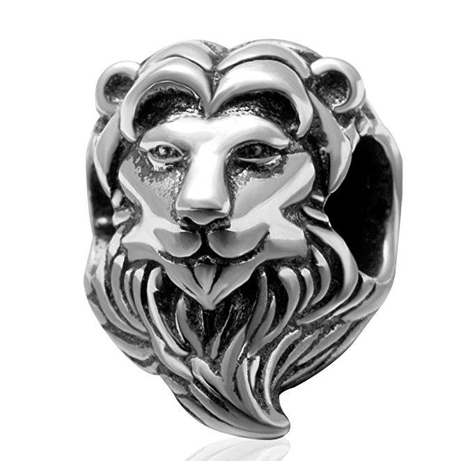 Pandora Cute Lion Charm