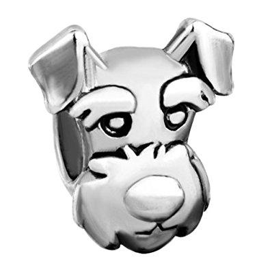 Pandora Cute Puppy Charm