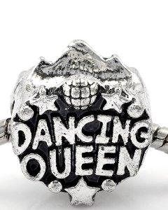 Pandora Dancing Queen Super Star Bead