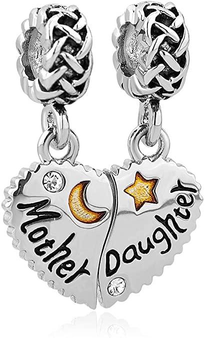 Pandora daughter charm for bracelet car tuning