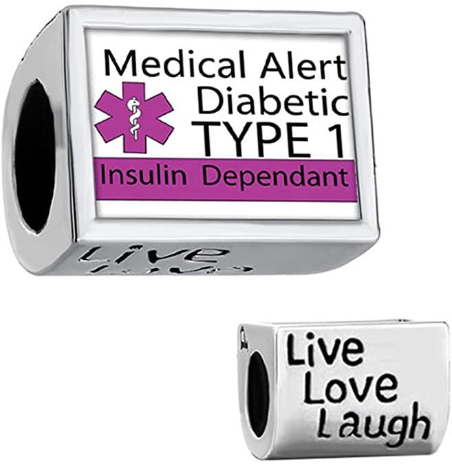 Pandora Diabetes Charm