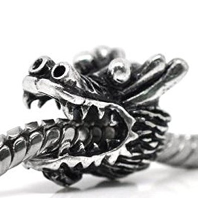 Pandora Dragon Head Charm